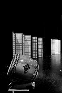 JASC Tsukasa Taiko: Taiko Legacy 7 An aural landmark: combining thunderous drumming, jazz improvisations, and stylized kimono dance, Taiko Legacy 7 was invented in Chicago and remains the country's only collaboration of this scale. Tatsu Aoki and Amy Homma co-direct three generations of artists from Tokyo, San Francisco, New York, and Chicago. Taiko drumming grounds Taiko Legacy 7 in an innovative cross-pollination of cultures and artistic forms with roots in Japanese, Chinese, and Korean theater, ceremonial music, and court music. Copresenting this annual favorite with JASC Tsukasa Taiko since 2001, the MCA Stage was the country's first presenter of Taiko Legacy in 1998. For the 2010 celebration Taiko Legacy 7 unites: from Tokyo, grand master of shakuhachi Kizan Kwawamura and Noriko Sugiyama of Ayutsubo Taiko; from San Francisco, Melody Takata of Gen Ryu Arts, Wesley Hitomo Yee and Nicholas Low of Gen Taiko, and Korean drum master/vocalist Dohee Lee; from New York, Jonathan Chen on electronics and violin; and from Chicago, Fujima Ryu Japanese Classical Dancers directed by Fujima Shunojo, Tatsu Aoki performing shamisen, Mwata Bowden on reeds, and Nicole Mitchell on flutes..   About the Artists: The MCA Stage presented the country's first Taiko Legacy with Tatsu Aoki in 1998, for his solo bass project Basser Live featuring visual artist Amy Lee Segami's slideshow of Suminagashi (a painting on water technique originating in China more than two millennia ago and brought to Japan in the 12th century by Shinto priests), John Sagami performing Taiko (Japanese drum) and Paul Kim performing Buk (Korean drum). Advancing Taiko Legacy's development was MCA Stage's 2001 presentation with the JASC of Tatsu Aoki's inaugural MIYUMI project Big Band: Origins of Now. MCA Stage's presentation in 2003 of US-JAPAN 150, which commemorated the centennial of US-Japanese relations, featured for the first time in the country master shinobue artists from Tokyo performing with Taiko masters f