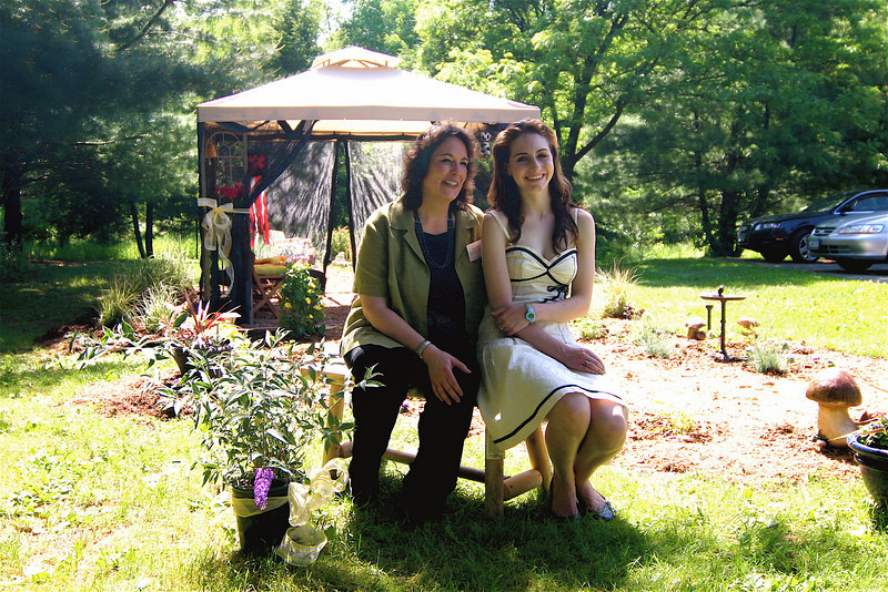 Dedication of Meditation Garden in Newburgh, NY at the Advanced Vetinary Care Specialty Center.  Tails of Hope Foundation event.<br /> <br /> LInda Blick, Amanda Reck