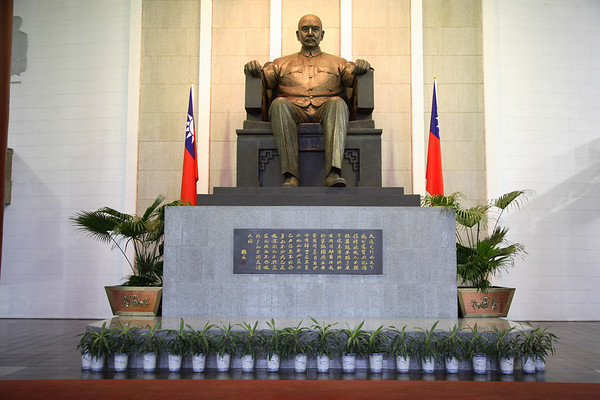 "Sun Yat-sen himself [1866-1925]. The ""father of modern China"" and tutor of Chiang Kai-shek."