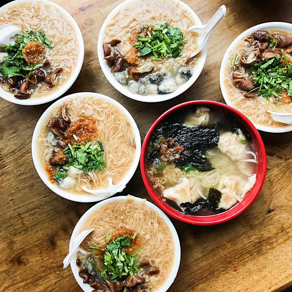 Chen Ji Oyster & Intestine Vermicelli
