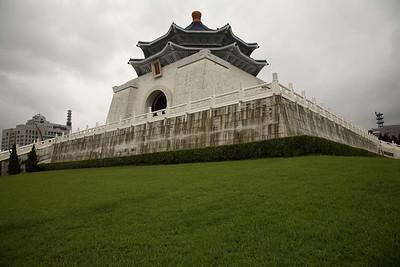 Chiang Kai-shek Memorial.