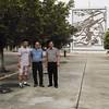 L to R:  Mr. Chen, Danny & Mr. Mei Shu Yuan (梅樹源)