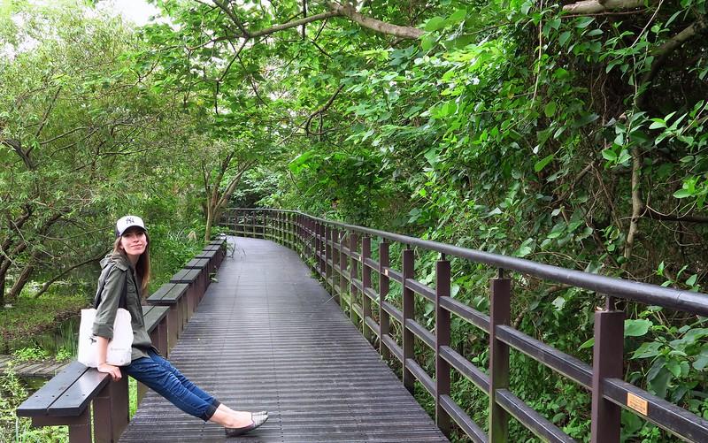 Guandu Nature Reserve in Taipei