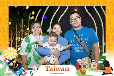 Taiwan Travel Fair 2019 Green Screen Photobooth @ SC Vivo City - Chụp hình phông xanh in ảnh lấy liền sự kiện tại Triển lãm du lịch Đài Loan  tại TP. HCM