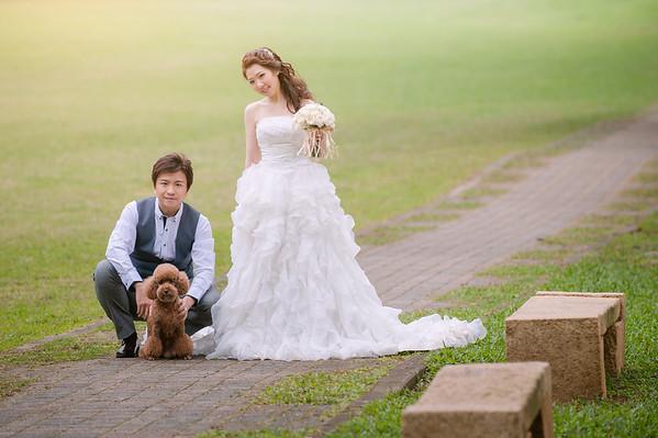 GRANT+SINDY PRE-WEDDING
