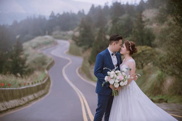 JUSTIN+ELAINE PRE-WEDDING