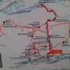 Pingxi Hiking Map