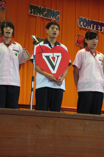 Dong Sing Junior High School Singing Contest