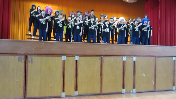 Videos - Singing Contest at Dong Sing Junior High School