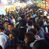 """The bustling, hectic & impossibly overcrowded Shilin Night Market - Taipei, Taiwan.  This is a travel photo from Taipei, Taiwan. <a href=""""http://nomadicsamuel.com"""">http://nomadicsamuel.com</a>"""