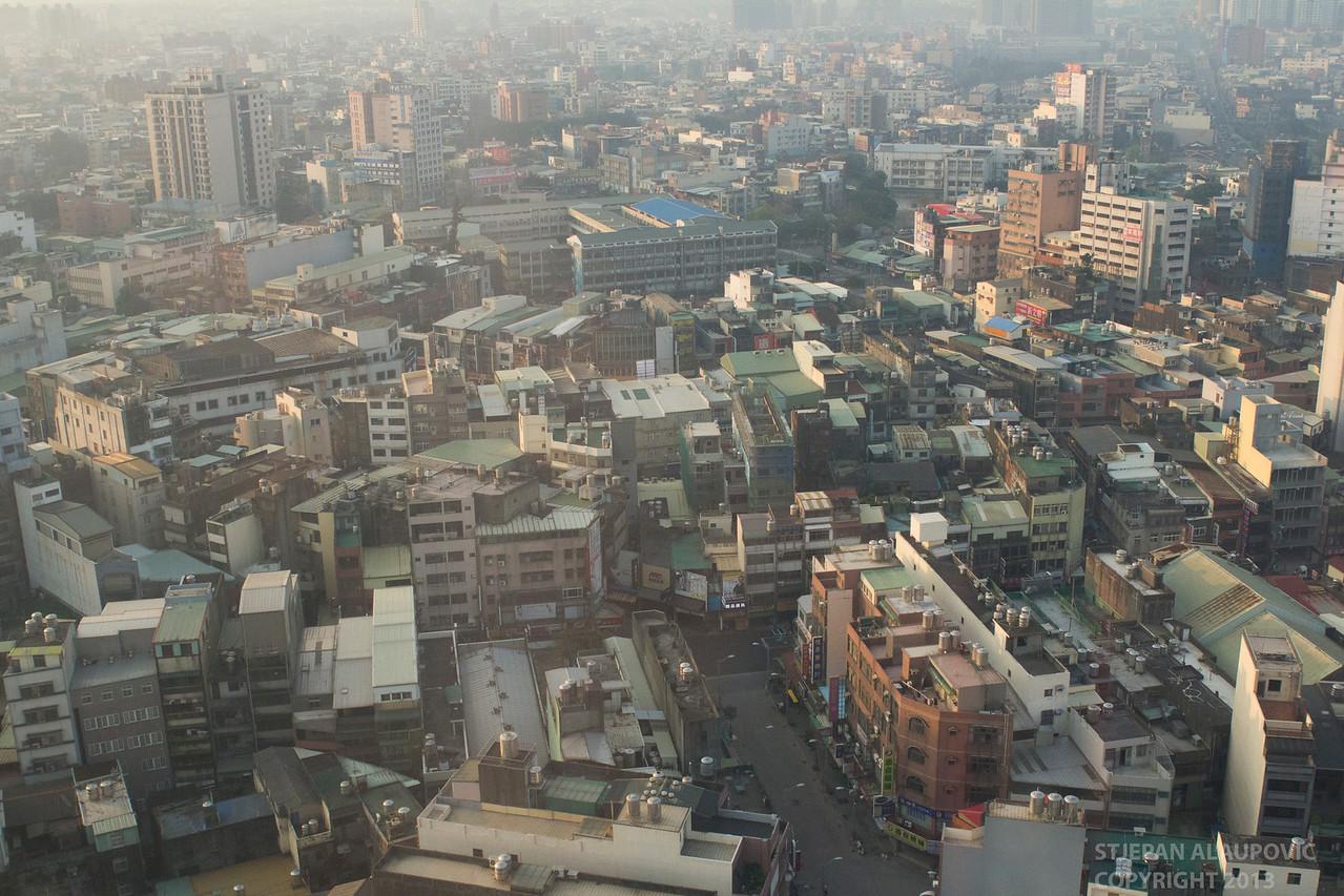Aerial Shot near Taoyuan