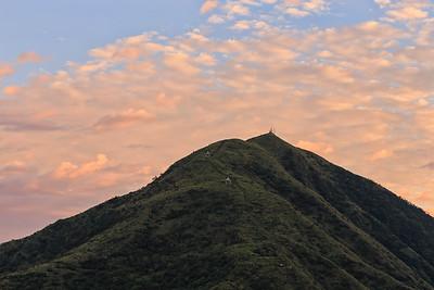 Teapot Mountain Sunrise