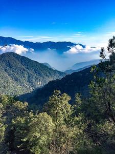 Great Snow Mountain (Daxueshan)  大雪山