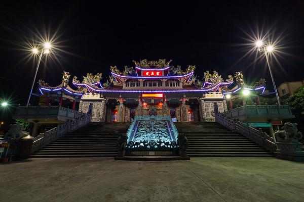 Nanlio Temple Nights