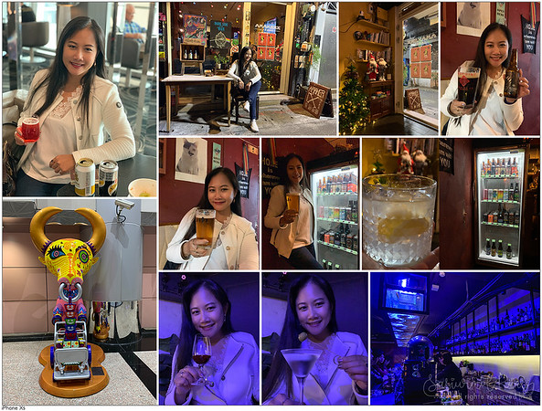 🇹🇼 27•12•2019 : Came to Taiwan in 2013. Many things have surprisingly changed. The charm remains the same tho 💕. We landed smoothly then checked out Taiwanese Pale Ale �, Taiwanese Oatmeal Stout  🖤, Gin & Tonic � @ A Maker x �客廳 Craft Beer Bar. Lovely place. Cozy and friendly people. Continued to try Kavalan Solist Vinho Barrique Whiskey 🥃 & Grey goose Martini �@ Nep. Lounge Bar 🤯🤯🤯 เคยมาไต้หวัน สมัยที่ไทยต้องทำวีซ่า (visitor visa) สมัยที่ยังไม่ใช้�ูเ�ิ้ล (Google translate) ช่วย�ปล 😅 สมัยที่หาคนพูดภาษาอัง�ฤษ�ทบไม่มี �ต่เค้า�็พยายามช่วย ตอนนี้อะไรๆ�็พัฒนาล้ำหน้าไปมา� ความน่ารั�ของคน�ละประเทศ�็ยังคงเดิม