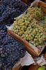 It's grape season at the market