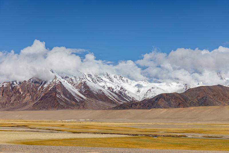 Near Murghab (3629 m)