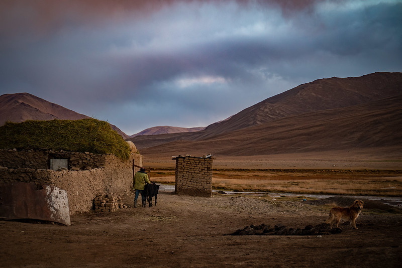 Bulunkul village