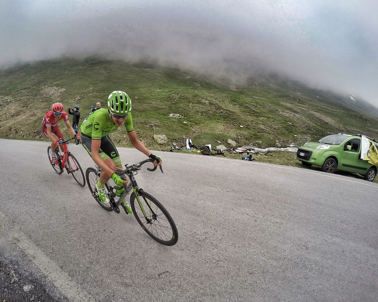 Joe Dombrowski from Cannondale