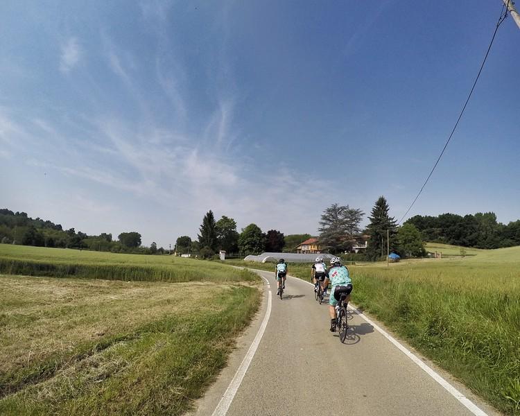 Bike track?