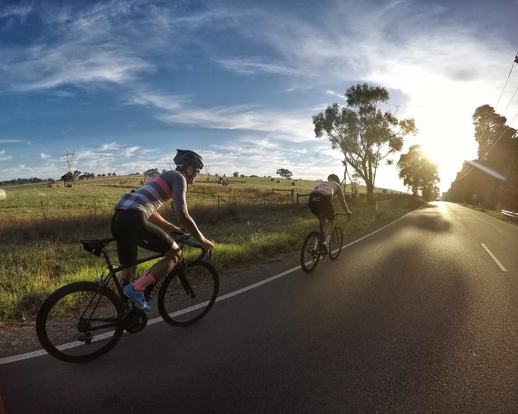 #ToTheSun #FindYourOwnRoad Yarra Glen, Victoria, Australia