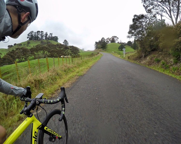 Local farm roads