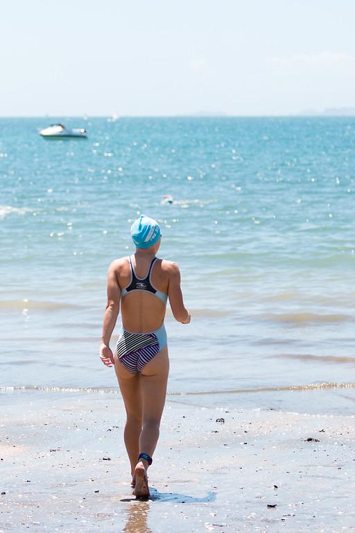 Takapuna Triathlon 2017 - Elite Womens
