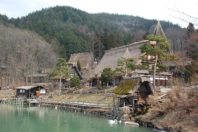 Hida Folk Village