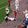 Washington Nationals Home Opening Day, April 13, 2009.