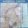Waterton Canyon winter hike