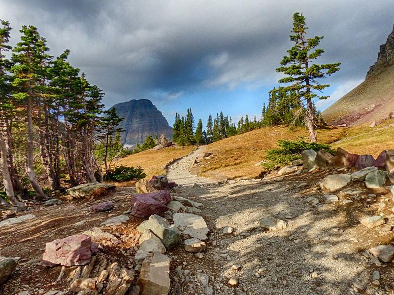 Hidden Lake Overlook - Glacier National Park - September 21, 2020