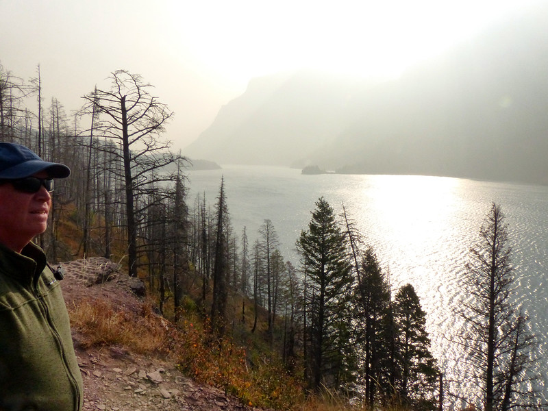Glacier National Park - St. Mary's and Virginia Falls