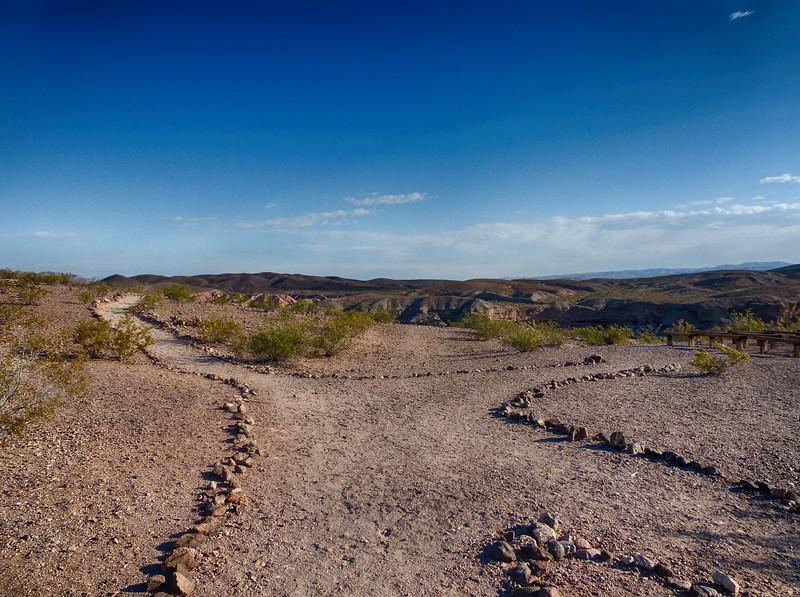 Bluffs Trail - Lake Mead - May 25, 2017