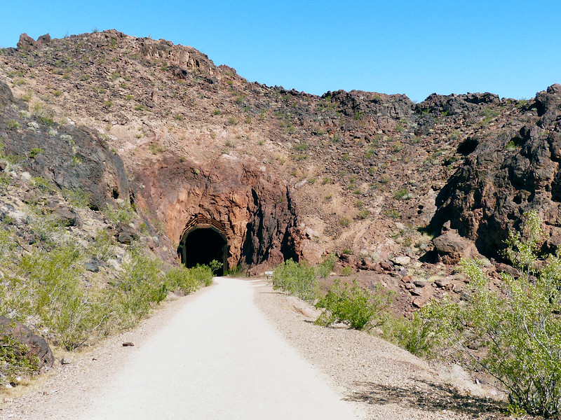 Railroad Tunnel Trail