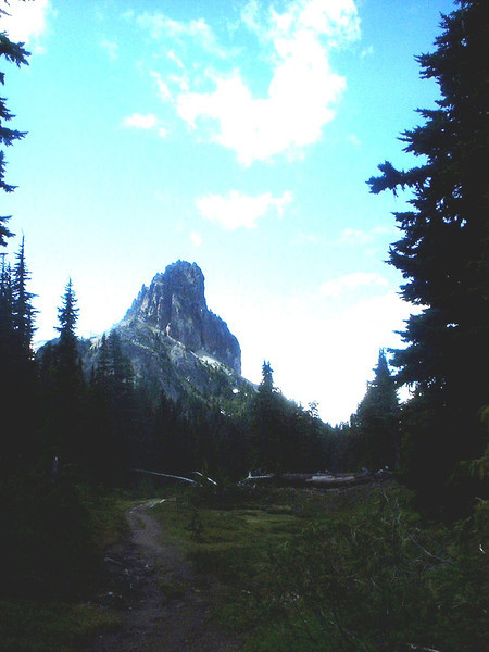Cathedral Rock - Snoqualmie - June 2005