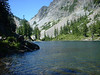 Denny Melakwa Lake - Alpine Lakes Wilderness - July'05