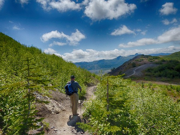Harry's Ridge - Mt St. Helens - June 22, 2019