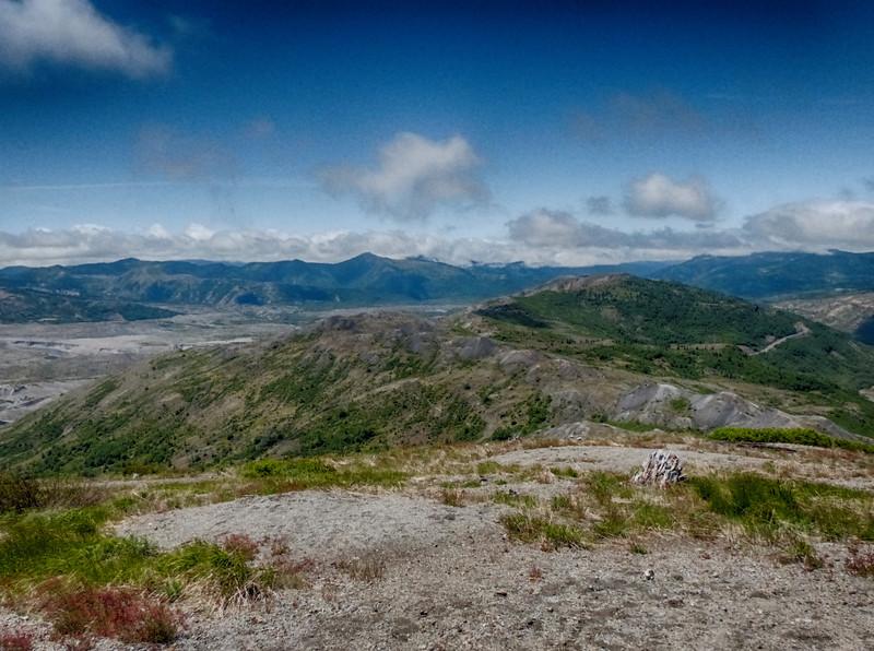 Harry's Ridge - Mt St. Helens - June 22, 2019