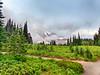 Nisqually Vista Loop - Paradise - August 5, 2021