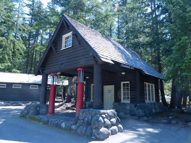 Rampart Ridge Trail - Mt. Rainier - Washington - July 14, 2021
