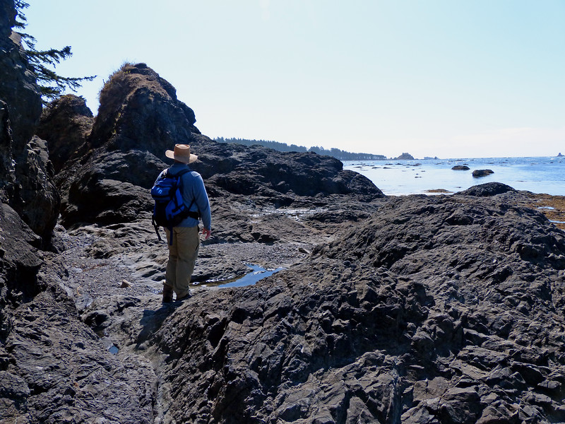 Cape Alava-Ozette Triangle Loop - Olympic National Park - August 23, 2021