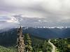 Hurricane Hill via Hurricane Ridge - Olympic National Park - Washington - July 4, 2006