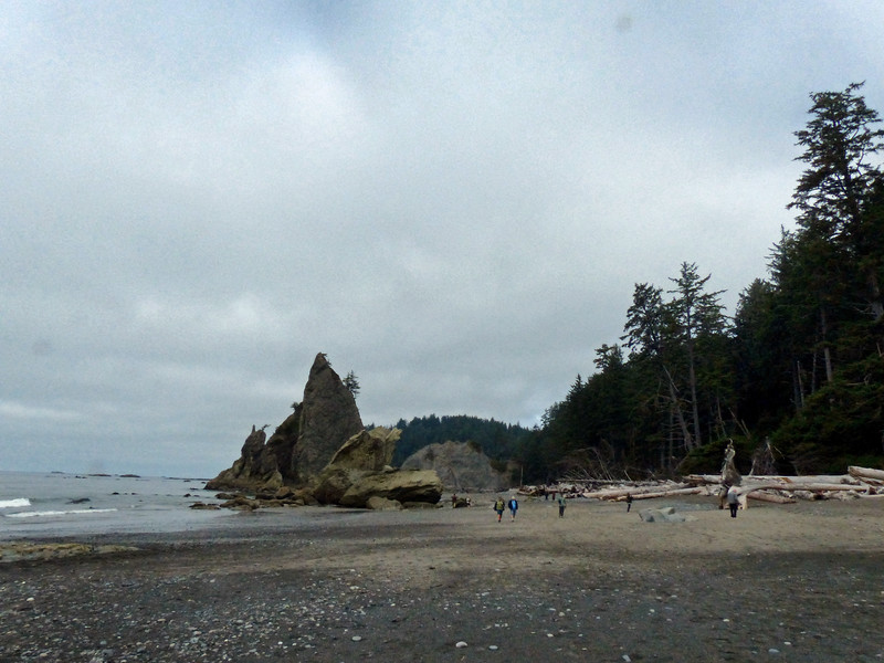 Rialto Beach to Hole in the Wall - Olympic National Park - August 25, 2021