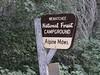 Spider Meadow - Okanogan-Wenatchee National Forest - September 2, 2007