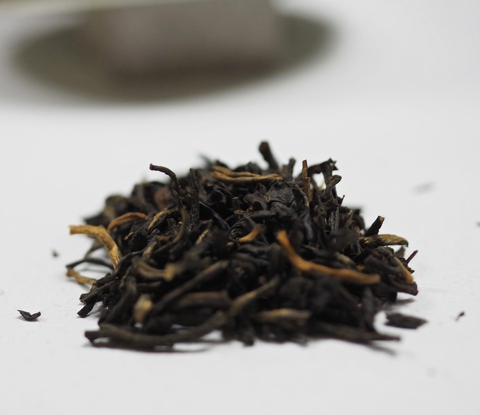 Tea Leaves by Annette