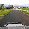 Lookout for serious washout where dirt road starts.