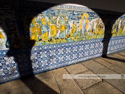 Cerámica renacentista (Basílica del Prado)