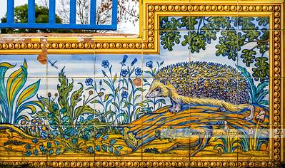 Fuente de los Patos (El Prado)