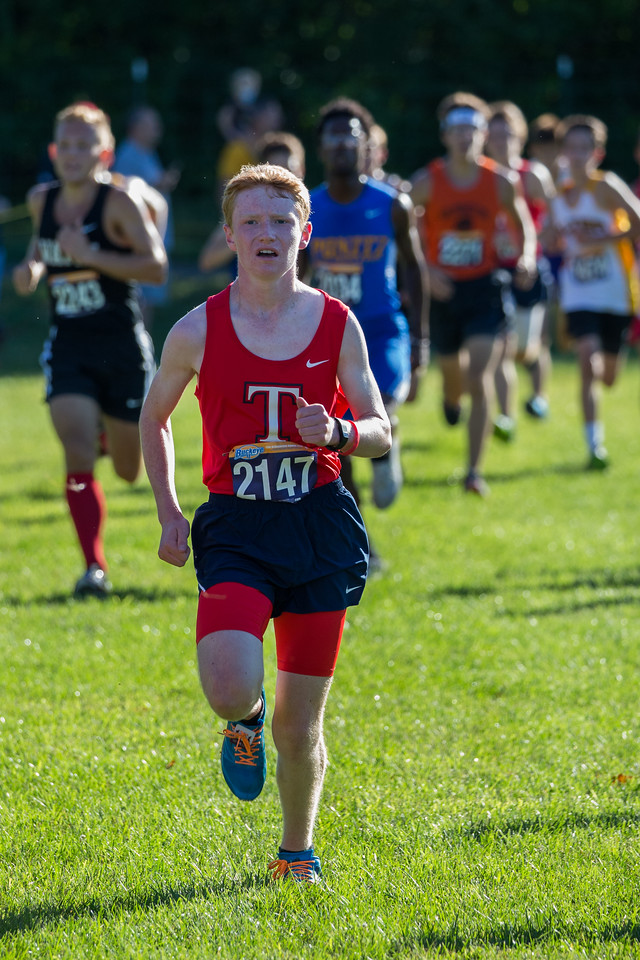 THS Miamisburg Cross Country Meet