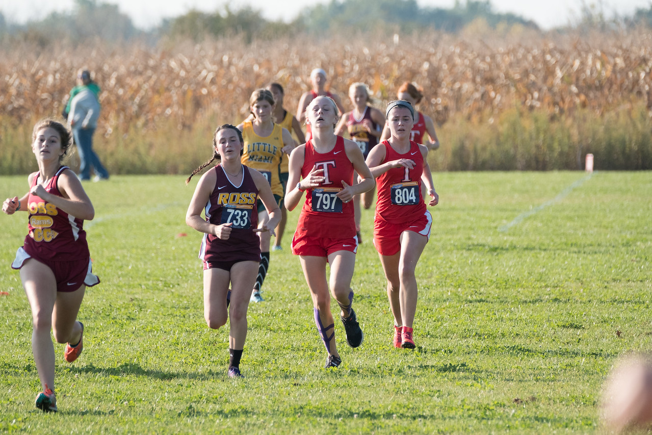 THS Cross Country SWOC